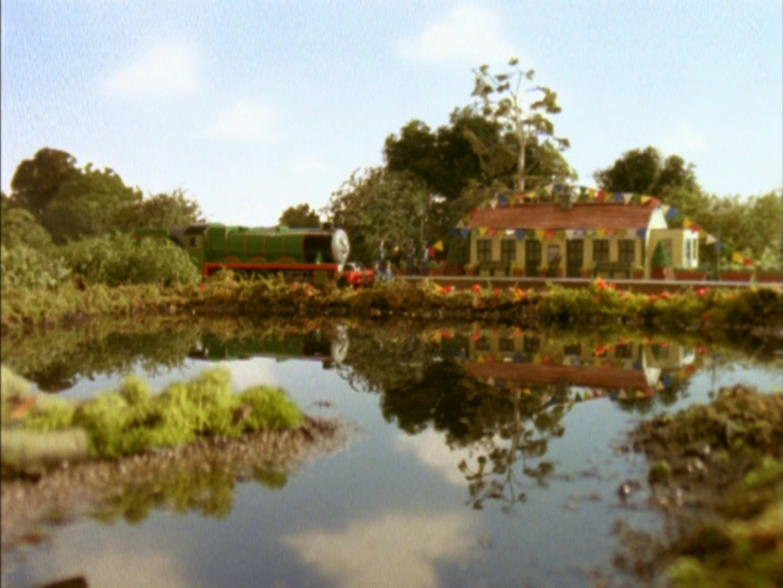 Озеро Хавин
