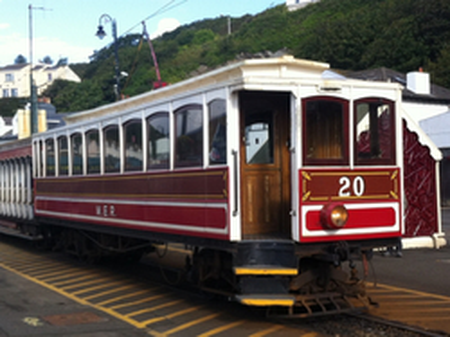 Мэнский трамвай 20