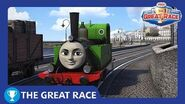The Great Race Gina of Italy The Great Race Railway Show Thomas & Friends