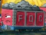 Карьерные вагоны