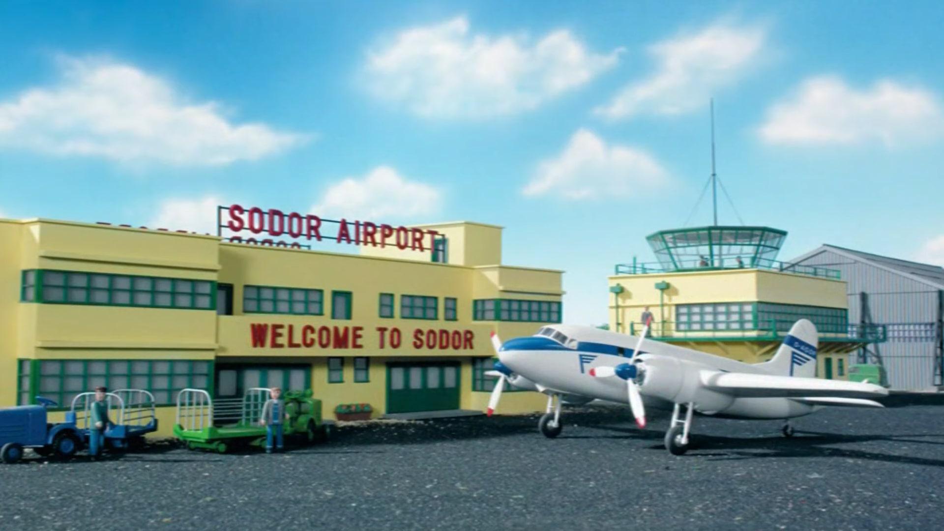 Аэропорт Содора