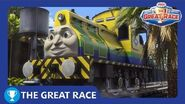 The Great Race Raul of Brazil The Great Race Railway Show Thomas & Friends