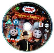 TheRoyalEngine(DVD)disc