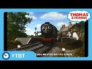 Old and New - TBT - Thomas & Friends