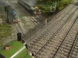 Томас и зелёный инспектор