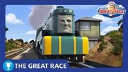 The Great Race Shane of Australia The Great Race Railway Show Thomas & Friends