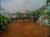 Мост флуд Тоби