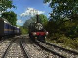 Эмили и фирменные вагоны