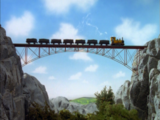Старый железный мост