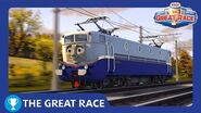 The Great Race Etienne of France The Great Race Railway Show Thomas & Friends