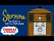 Thomas & Friends™ - Story of Toby the Tram Engine - NEW - Story Time - Podcast for Kids