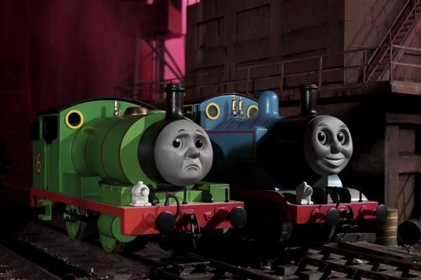 Трусливые паровозы