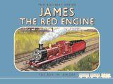 Красный паровозик Джеймс