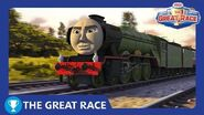The Great Race The Flying Scotsman The Great Race Railway Show Thomas & Friends