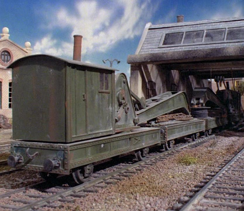 Аварийный поезд