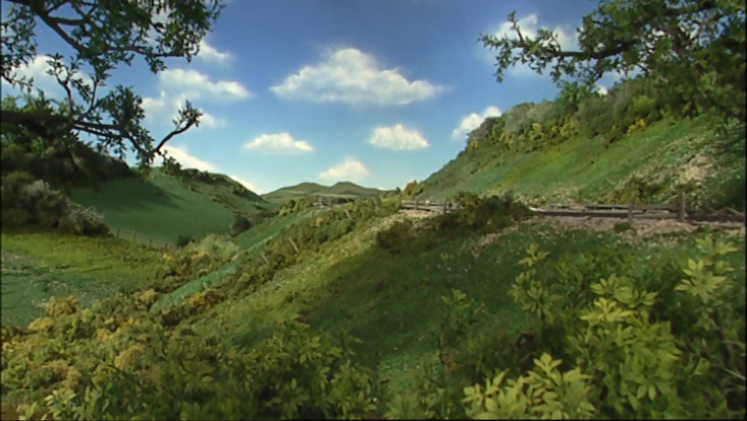 Долина Шен