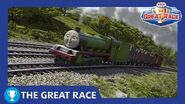 The Great Race Henry of Sodor The Great Race Railway Show Thomas & Friends