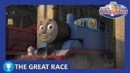The Great Race Thomas of Sodor The Great Race Railway Show Thomas & Friends