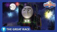 The Great Race Yong Bao of China The Great Race Railway Show Thomas & Friends