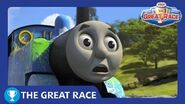 """The Great Race"" Trailer Thomas & Friends UK"