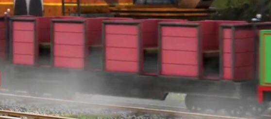 Арльсдейлские пассажирские вагоны