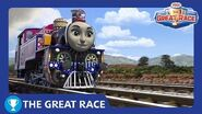 The Great Race Ashima of India The Great Race Railway Show Thomas & Friends