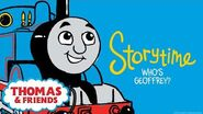 Thomas & Friends™ Who's Geoffrey? NEW Story Time Podcast for Kids
