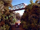 Мост на ветке