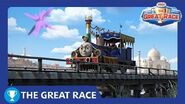The Great Race Rajiv of India The Great Race Railway Show Thomas & Friends