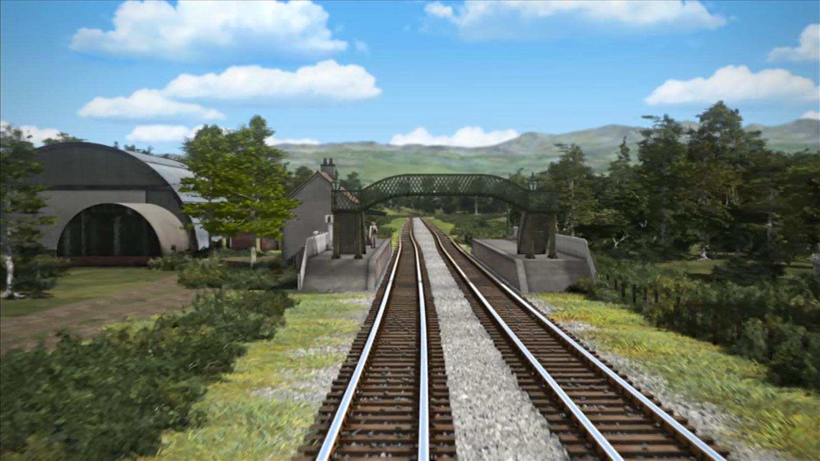 Леди с большой шляпой