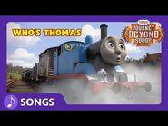 Who's Thomas - Journey Beyond Sodor - Thomas & Friends