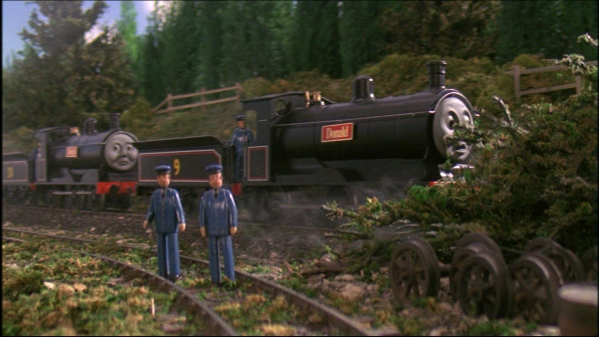 Дамба замка Каллан