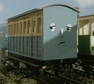 Узкоколейные пассажирские вагоны Скарлоуи