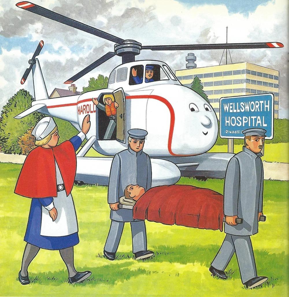 Веллсвортская больница