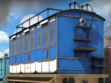 Вагоны Ливерпульской и Манчестерской железной дороги