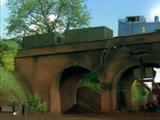 Старый карьерный мост