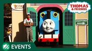 King of the Railway Movie Premiere in Los Angeles Events Out with Thomas Thomas & Friends