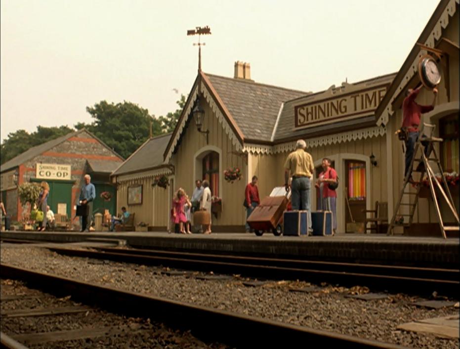 Рассветное время (станция)