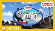Misty Island Rescue DVD In Stores Now! Thomas & Friends