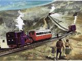 Железная дорога Калди Фелл