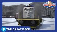 The Great Race Ivan of Russia The Great Race Railway Show Thomas & Friends