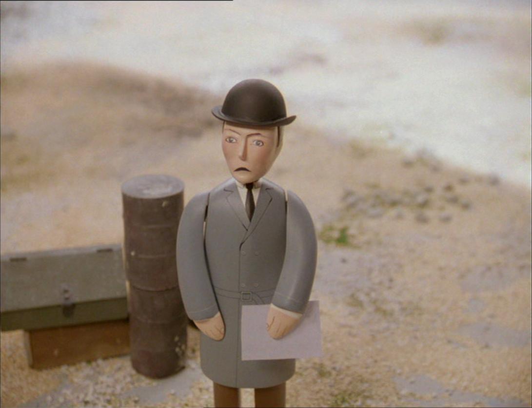 Инспектор с шляпой
