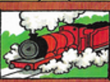 Красные паровозы