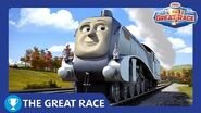 The Great Race Spencer of UK The Great Race Railway Show Thomas & Friends