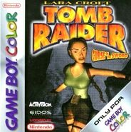 Tomb Raider Curse of the Swords