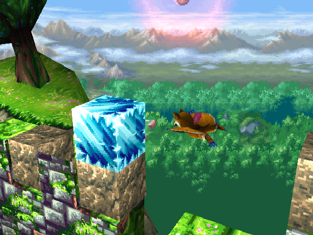 Strange Block of Ice (Tomba! 2).png