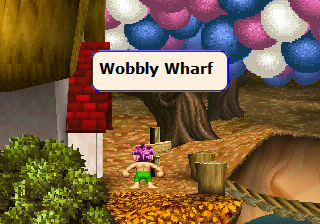 Wobbly Wharf