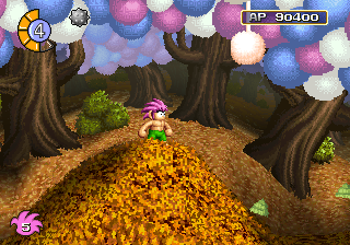 Dwarf Forest