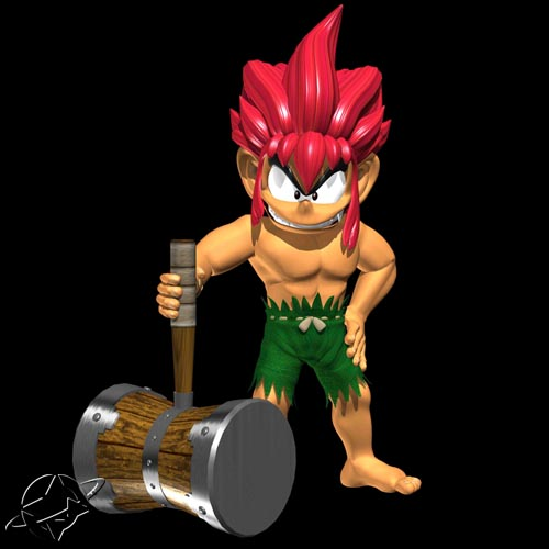 Tomba! 2 - Hammer.jpg