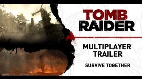 Tomb Raider RU Multiplayer Trailer